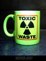 Toxic waste (muki) neonkeltainen