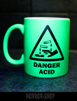 Danger-Acid (muki) neonvihreä