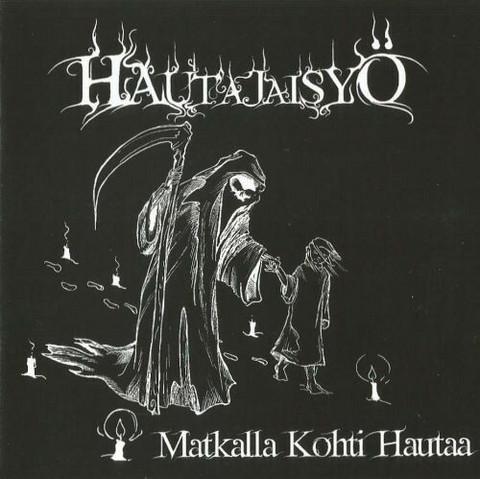 Hautajaisyö – Matkalla Kohti Hautaa (CD, new)