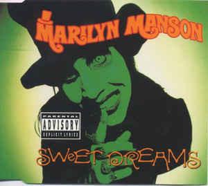 Marilyn Manson – Sweet Dreams (CD, used)