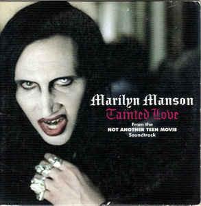 Marilyn Manson – Tainted Love (CD, single, used)
