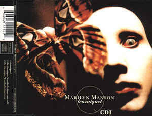 Marilyn Manson ‎– Tourniquet (CD, single, used)