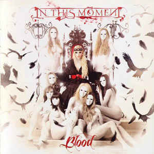 In This Moment ‎– Blood (CD, used)