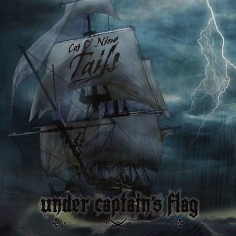 Cat O' Nine Tails - Under Captain's Flag (CD, käytetty)