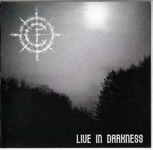 Carpathian Forest ‎– Live In Darkness (CD, used)