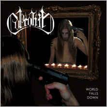 Coprolith – World Falls Down (CD, käytetty)