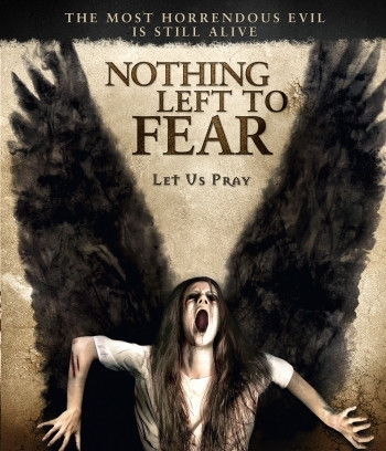 Nothing Left to Fear (Blu-ray) (used)