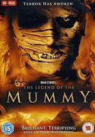 Bram Stoker's Legend Of The Mummy [DVD] (käytetty, EI FIN SUB)