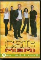 CSI Miami kausi 2 levy 3 DVD (käytetty)
