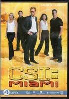 CSI miami kausi 2 levy 4 DVD käytetty