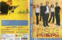 CSI miami kausi 2 levy 5 (käytetty)