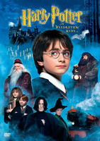 Harry Potter ja viisasten kivi DVD käytetty