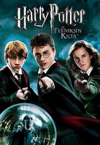 Harry Potter ja Feeniksin kilta DVD käytetty