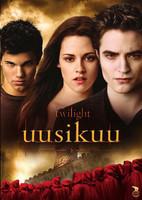 Twilight – uusikuu DVD käytetty