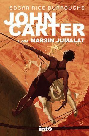John Carter 2. osa Marsin jumalat (käytetty)