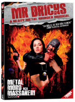 Mr Bricks A Heavy Metal Murder Musical DVD(käytetty)