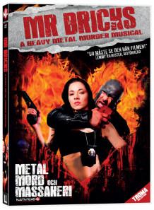 Mr Bricks A Heavy Metal Murder Musical DVD(used)