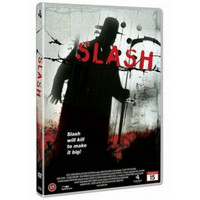 SLASH (DVD, used)