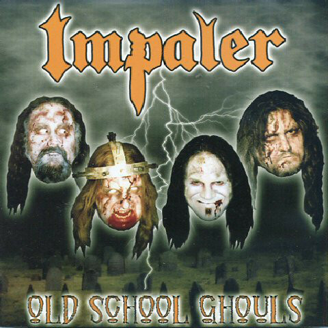 Impaler - Old School Ghouls (2002, CD, used)