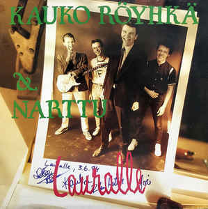 Kauko Röyhkä & Narttu ‎– Lauralle (CD, used)