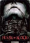 House of Blood (DVD, used)