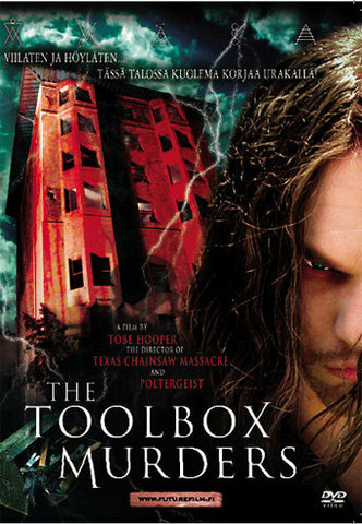 The Toolbox Murders (DVD, used)