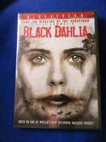 The Black Dahlia (DVD, käytetty)