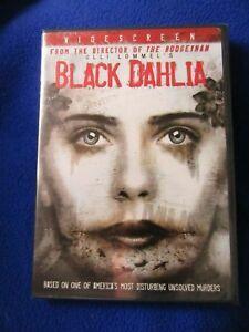 The Black Dahlia (DVD, used)
