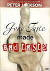 Good Taste Made Bad Taste (DVD, käytetty)
