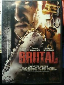 Brutal (DVD, used)