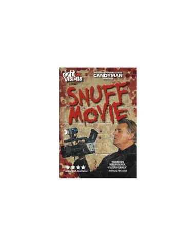 Snuff Movie (DVD, käytetty)