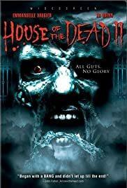 House of the Dead 2: Dead Aim (DVD, käytetty)