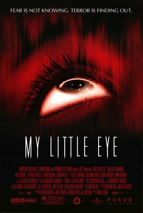 My Little Eye (DVD, used)