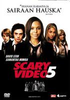 Scary Video 5 (DVD, käytetty)