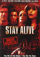 Stay Alive  (DVD, käytetty)