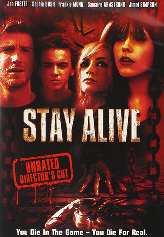 Stay Alive  (DVD, used)