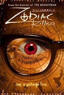 Zodiac Killer (DVD, used)