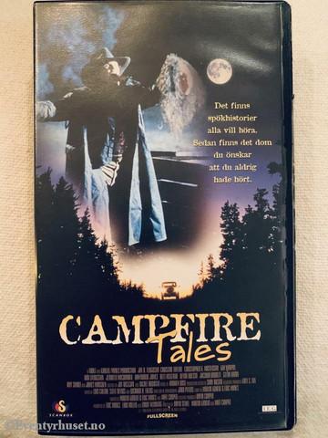 Campfire Tales (DVD, käytetty)