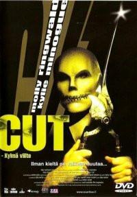 Cut - kylmä viilto (DVD, used)