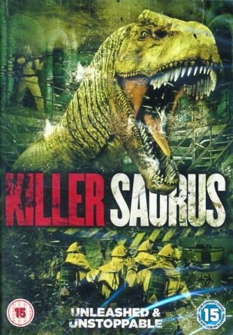 KillerSaurus (DVD, used)