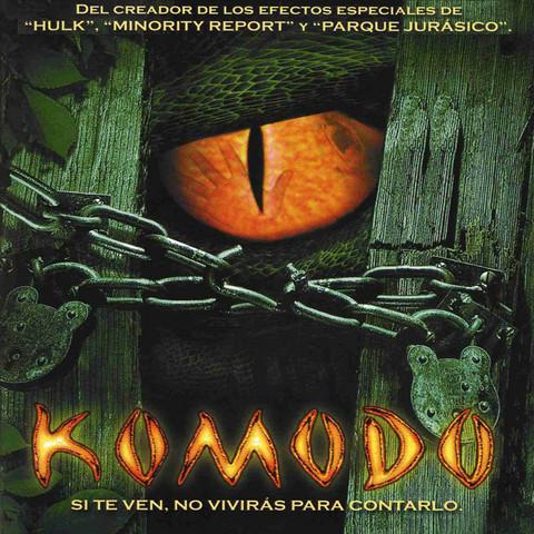 Komodo (DVD, käytetty, EI FIN SUB)