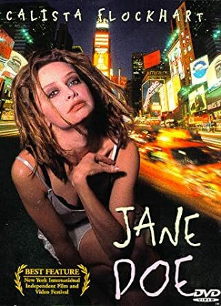 Jane Doe  (DVD, used)