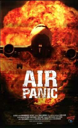 Air Panic  (DVD, used)