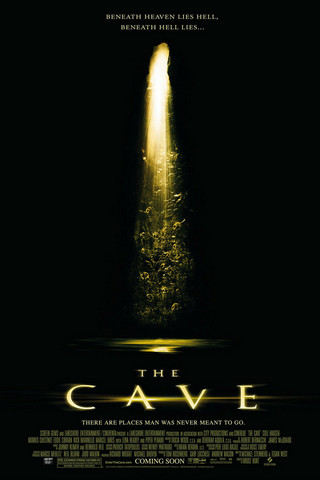 The Cave  (DVD, used)
