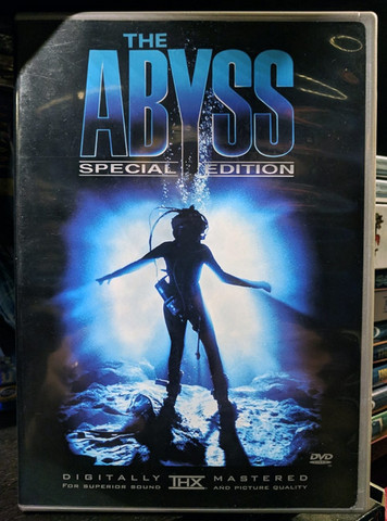 The Abyss (DVD, used)