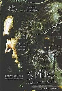 Spider (DVD, used)