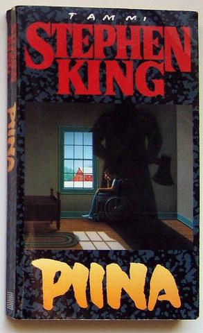 Stephen King - The Misery (pehmeäkantinen, used)