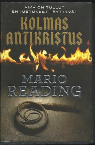 Mario Reading: Kolmas antikristus (käytetty)