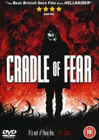 Cradle of Fear (DVD, käytetty, EI FIN SUB)