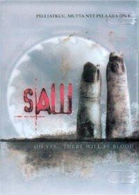 Saw 2 (DVD, Käytetty)